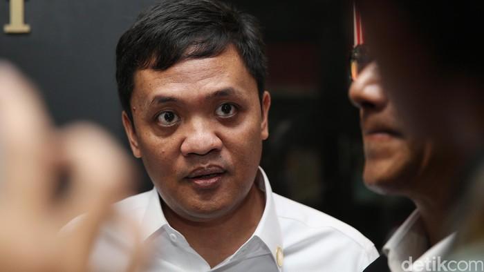 Pengacara dan politisi Habiburokhman
