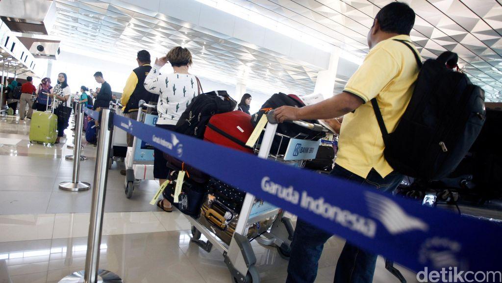 Jakarta PSBB (Lagi), Ingat Nih Aturan di Bandara