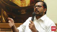 Direktur kantor hukum dan HAM Lokataru Haris Azhar