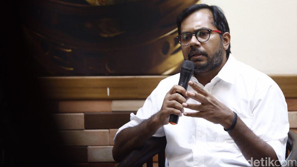 Gerindra Nilai Haris Azhar Berimbang soal HAM Jadi Alasan Tak Bersaksi di MK