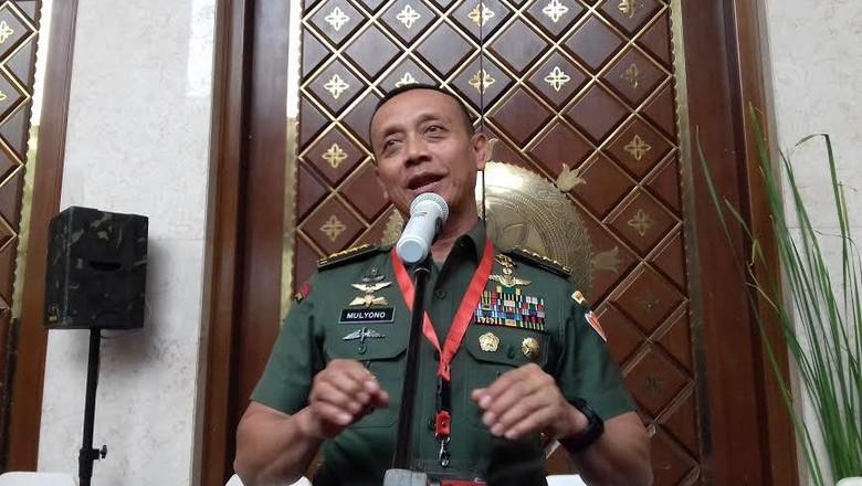 KSAD Bicara Soal Baku Tembak TNI dengan KKSB di Papua