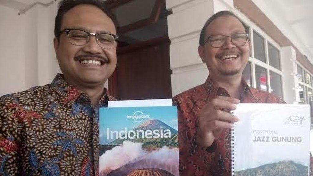 Musisi Jazz dari Spanyol dan Indonesia akan Tampil di Dinginnya Bromo