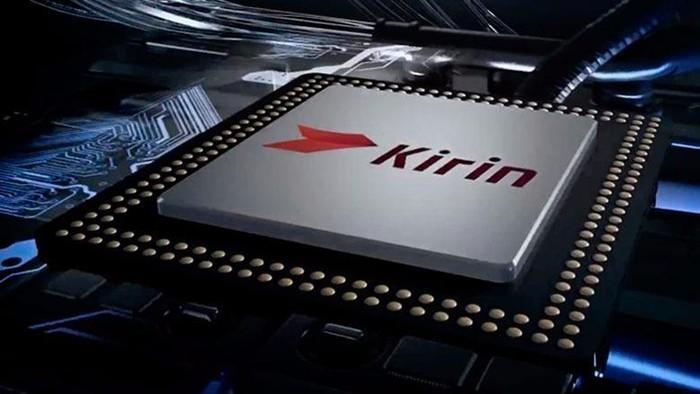 Kirin, prosesor buatan Huawei melalui anak perusahannya, HiSilicon. Foto: internet