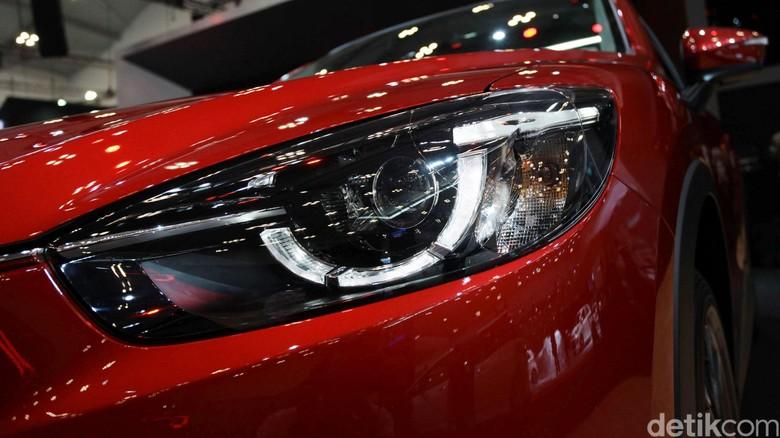 Mazda CX-5 (Foto: Grandyos Zafna)