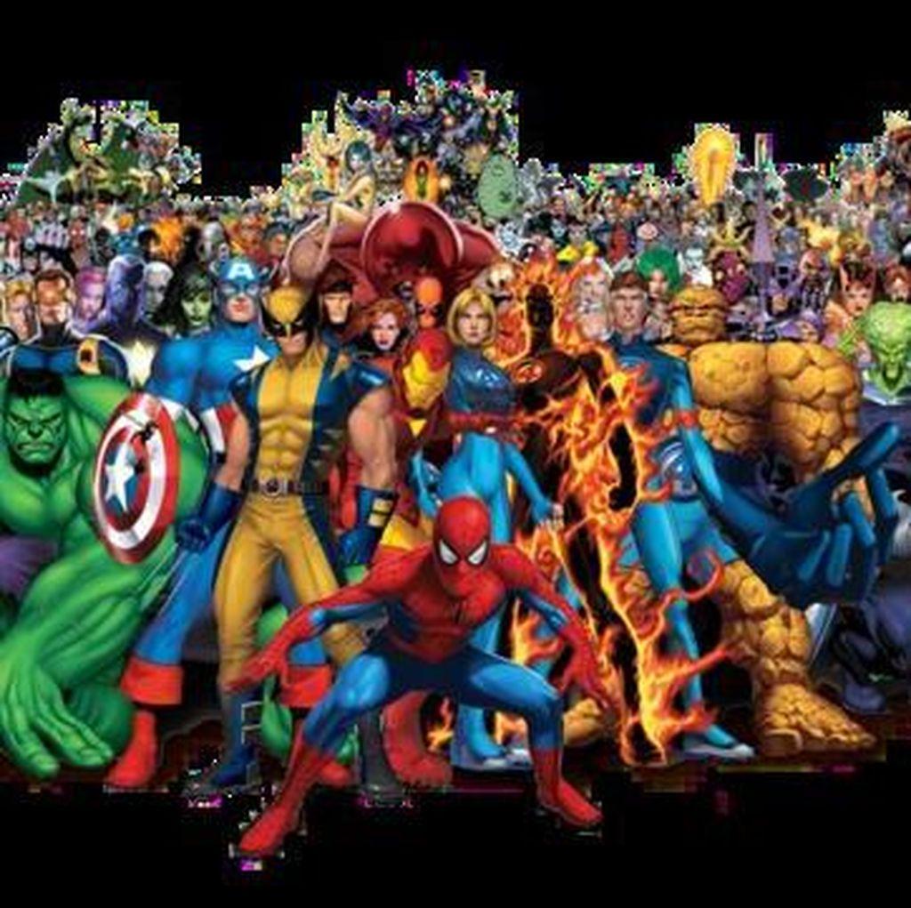 Raksasa Marvel Hal yang Tak Dipercayai Stan Lee Akhirnya Terwujud