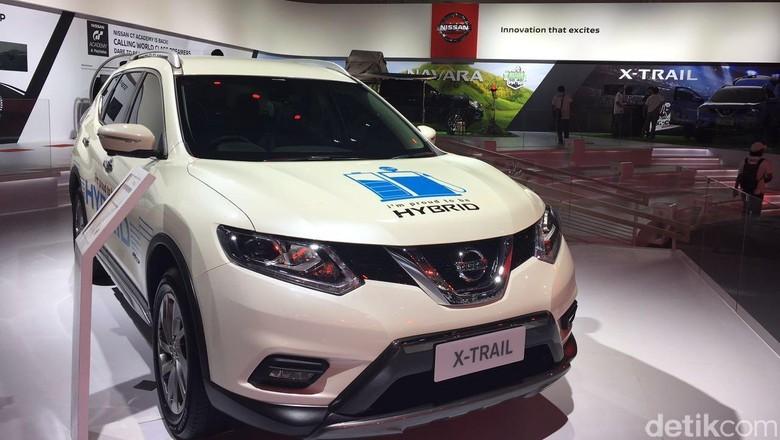 Nissan X-Trail Hybrid (Foto: Dina Rayanti)