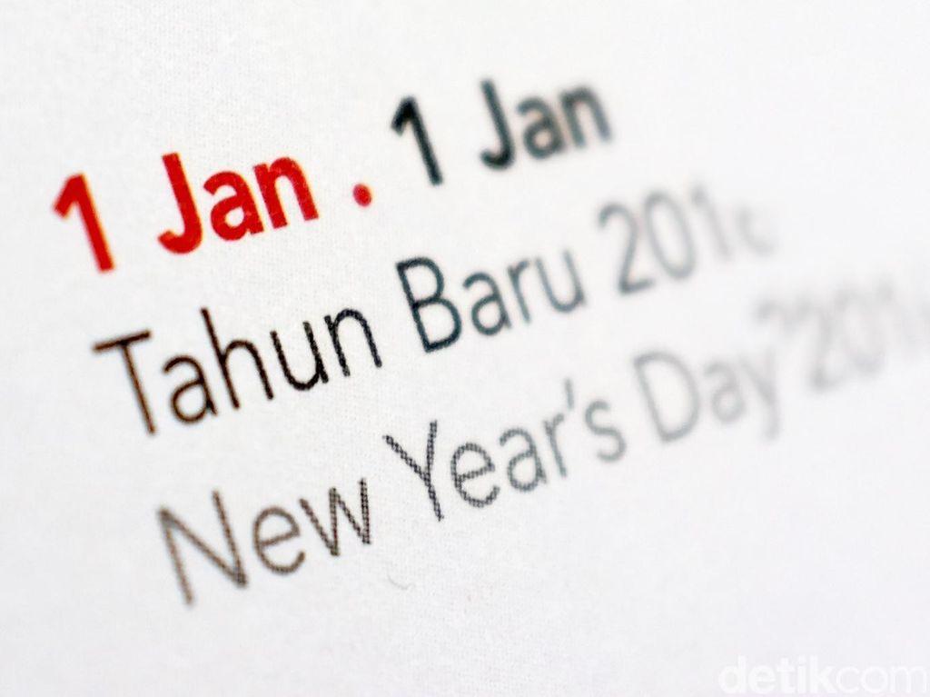 Jadwal Libur Akhir Tahun 2020 Terbaru dan Imbauan Tak ke Bandung