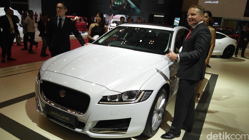 Momen Mudik Tidak Berefek pada Penjualan Mobil Mewah