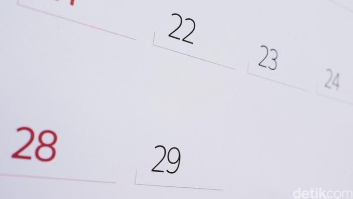 kalender tahun kabisat. dikhy sasra/ilustrasi/detikfoto