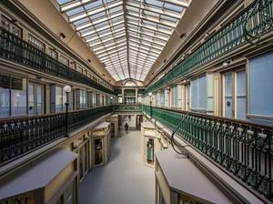 Foto: Bangunan Bersejarah Bekas Mal Disulap Jadi Apartemen Murah