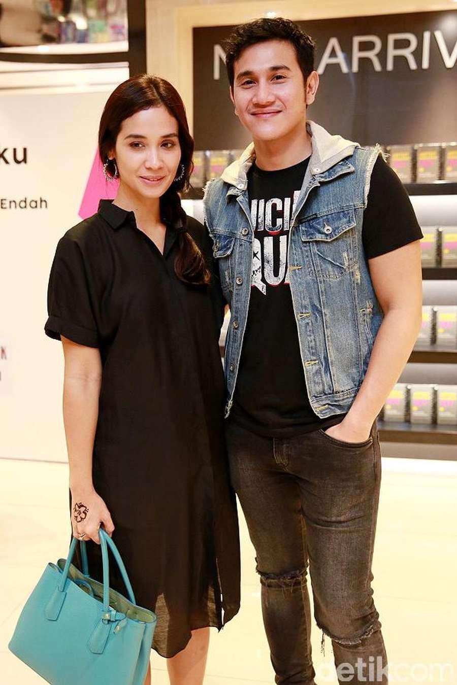 Couple Goals, Marsha Timothy dan Vino G Bastian