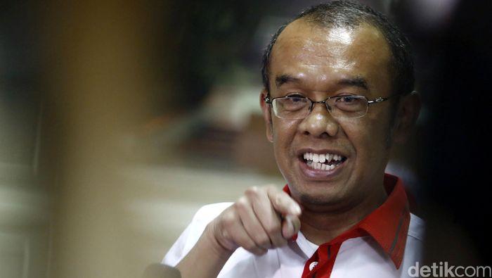 Sekretaris Menpora Gatot S. Dewa Broto (Rachman Haryanto/detikSport)