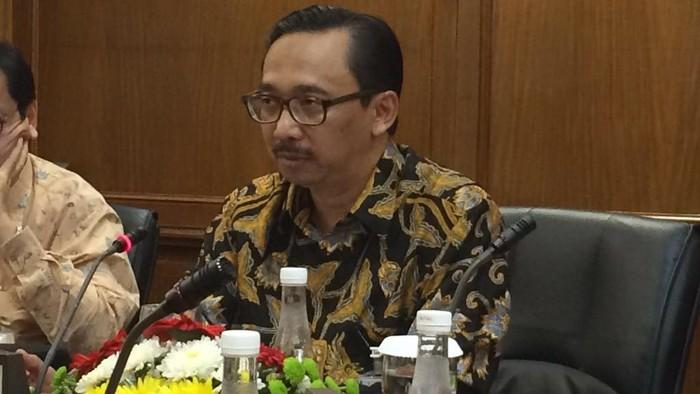 Direktur Eksekutif Departemen Kebijakan Ekonomi dan Moneter Bank Indonesia (BI) Juda Agung