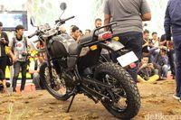 Apa Spesialnya Motor Kaesang yang Dipakai Riding Bareng Jokowi?