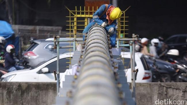 Bakrie Bangun Pipa Gas di Borneo, Minta Masuk Proyek Strategis Jokowi