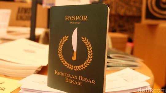 Singgah di Kedutaan Besar Bekasi, Yuk!
