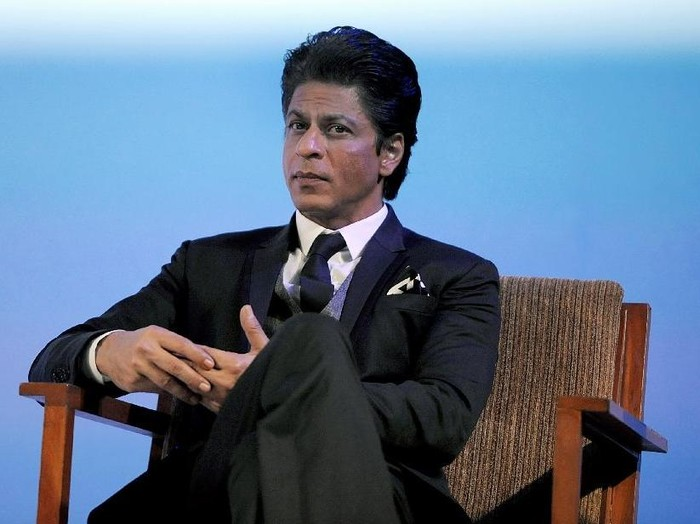 Washington had previously denied allegations that Bollywood star Shah Rukh Khan was singled out because his name denotes him as a Muslim (AFP Photo)