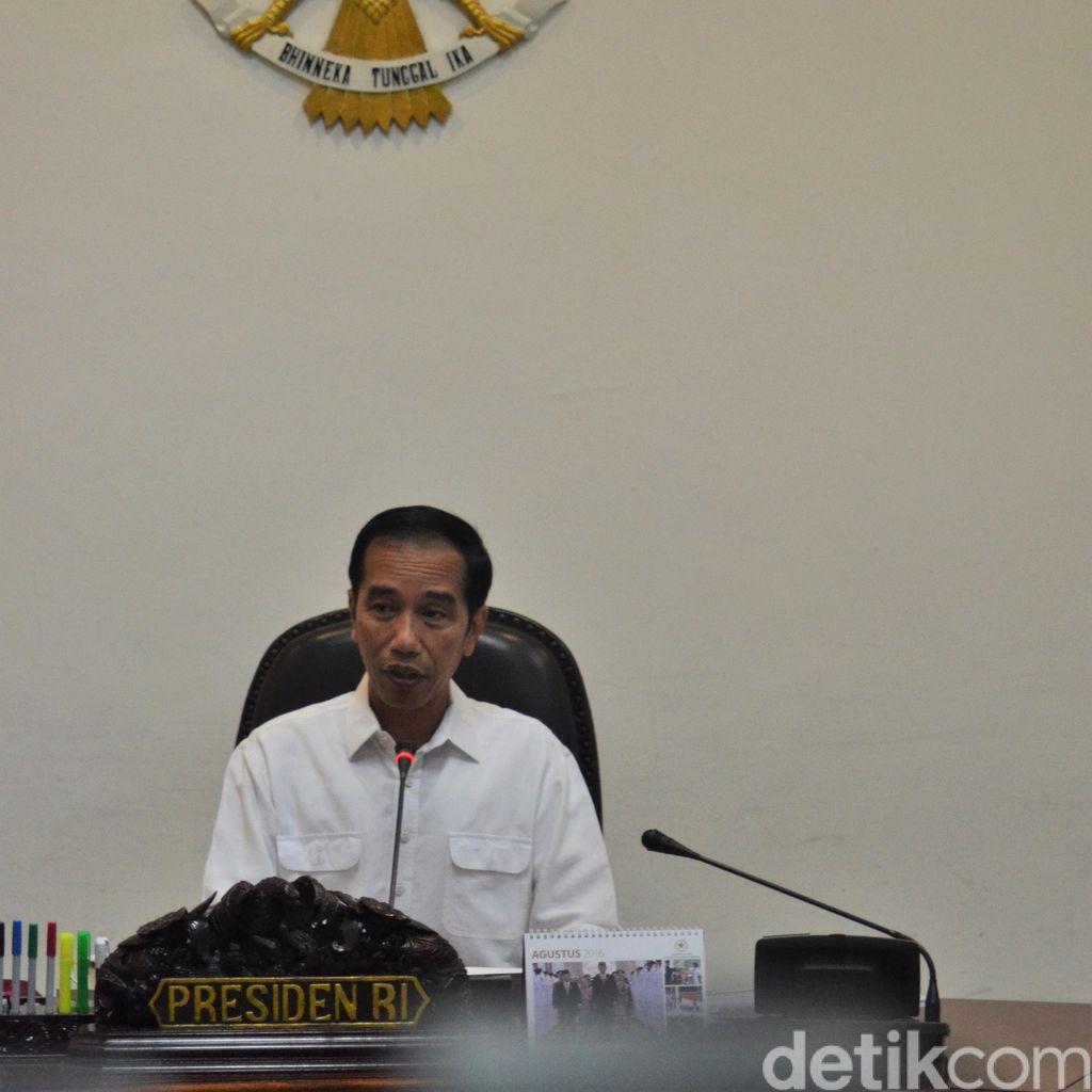 Jokowi Minta Kualitas Pendidikan Vokasi Diperbaiki Besar-besaran
