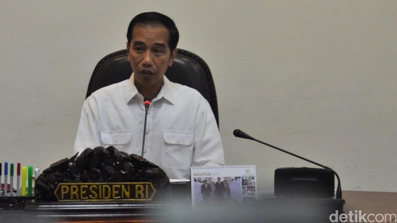 Jokowi Akan Gelar Rapat Terkait Penghapusan UN