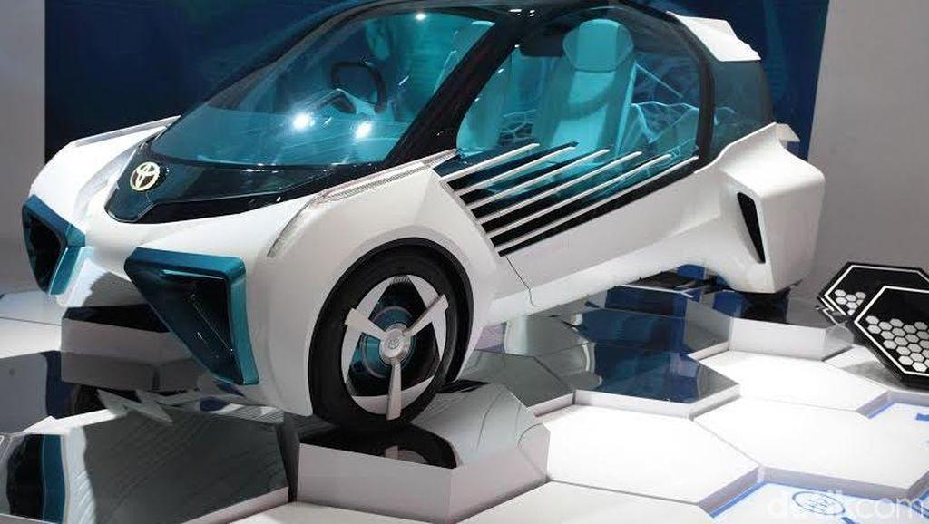 Ini Mobil yang Membuat Jusuf Kalla Bertanya-tanya