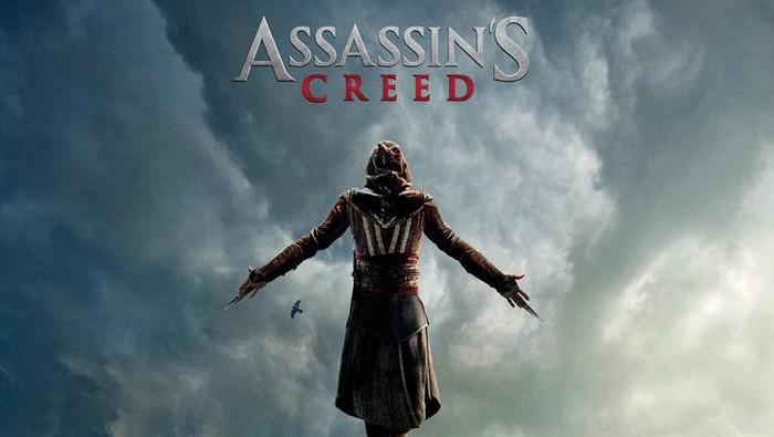 Mengintip Aksi Leap Of Faith Di Film Assassin S Creed