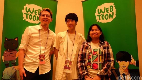 Pembaca LINE Webtoon Indonesia Terbesar di Dunia