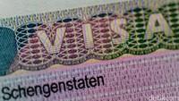 Siap-siap, Bulan Depan Harga Visa Eropa Naik