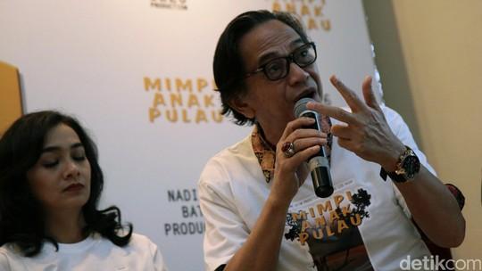 Jumpa Pemain Film Mimpi Anak Pulau