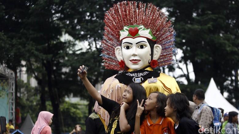 Pemprov DKI Gelar Lebaran Betawi di Monas Besok