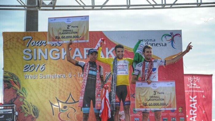 Foto: Tour de Singkarak
