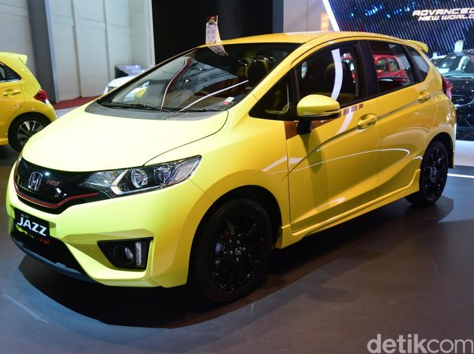 Honda Percantik 4 Mobil Andalan