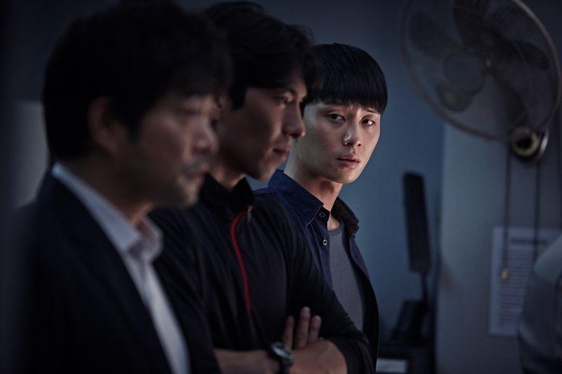 Sisi Gelap Park Seo Joon