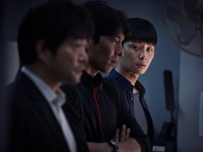 Film thriller Korea