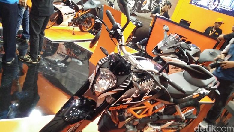 Bajaj Auto juga merupakan pemilik merek KTM Foto: Rangga Rahadiansyah