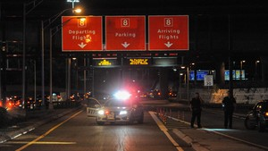 Pemeriksaan Bandara JFK New York Nihil, Tak Ada Bekas Tembakan