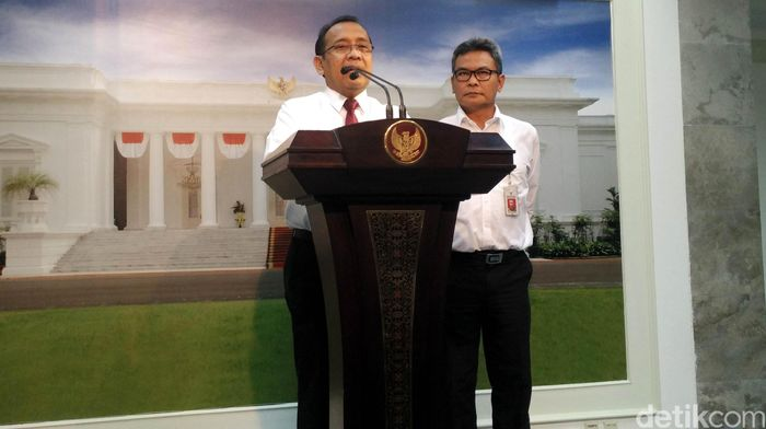 Menteri Sekretaris Negara, Pratikno/Foto: Maikel Jefriando