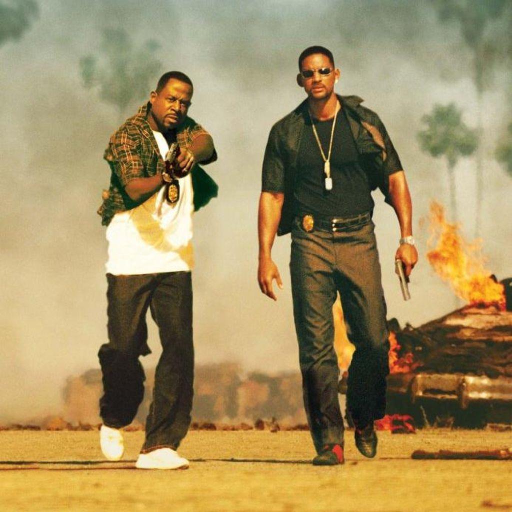Kembalinya Dua Polisi Badung, Produksi Bad Boys III Dimulai