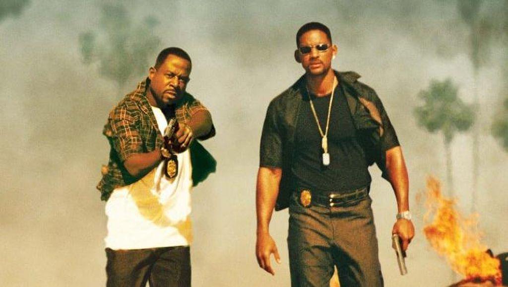 Bermasalah dengan Will Smith, Sekuel Bad Boys 3 Ditinggal Penulis Skenario