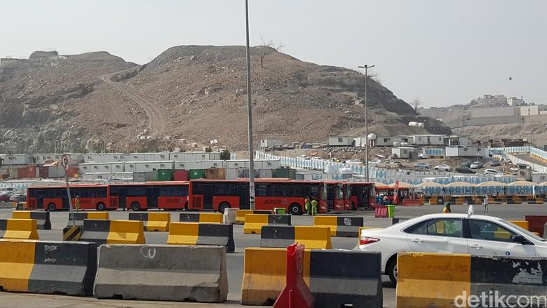 Taksi Ditabrak Bus di Mekah, 4 Jemaah Haji Asal Aceh Luka Berat