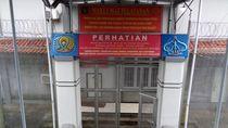 20 Napi Teroris dan Narkoba Dipindah dari Jatim ke Nusakambangan