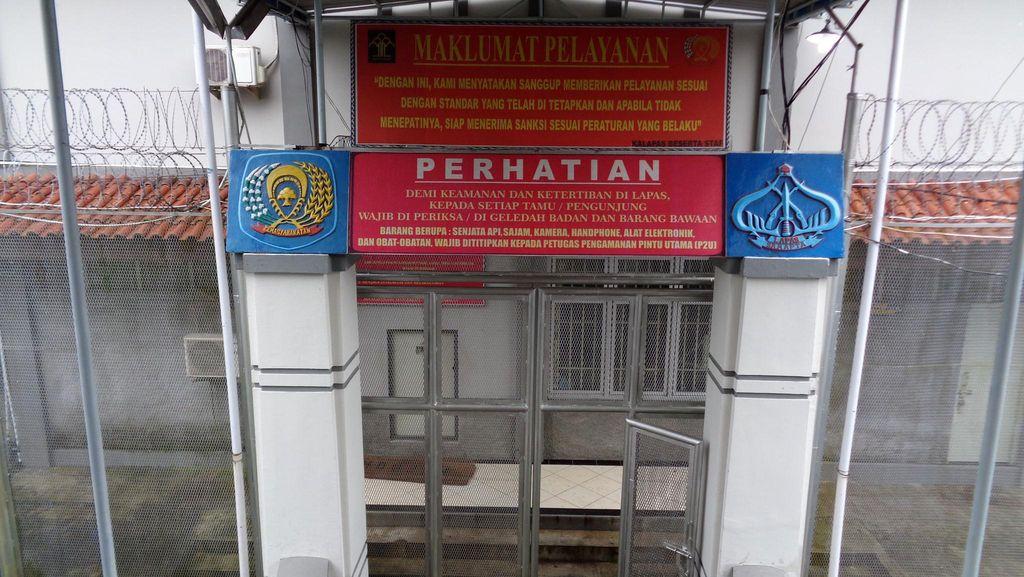 Napi Produsen Ekstasi di RS Dipindah ke Lapas High Risk Nusakambangan