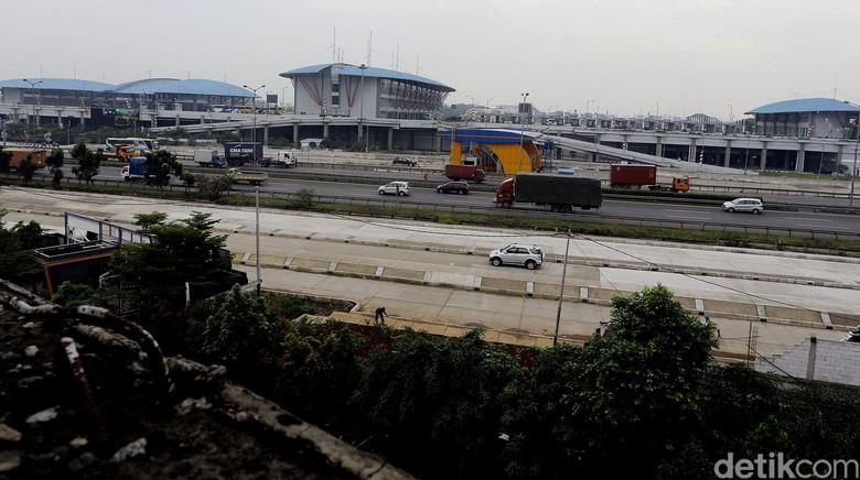 Terminal Pulogebang (Rengga Sancaya/detikcom)