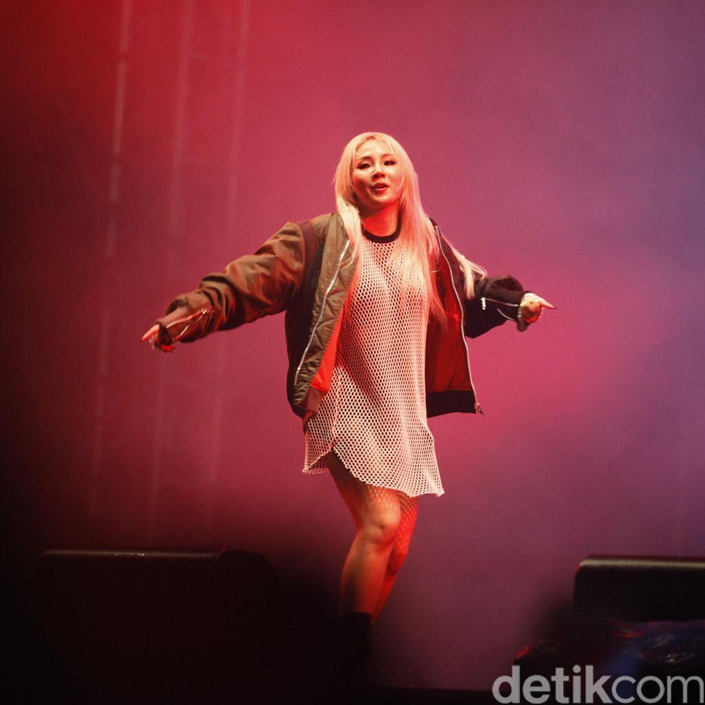 Unggah Postingan Ini, CL Sindir CEO YG Entertainment?