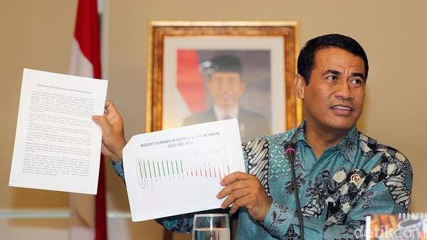 Mantan Mentan Bicara Kasus Beras, Amran: Pak Anton Sahabat Saya