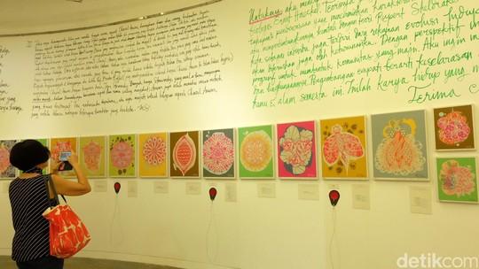 Visualisasi Puisi Chairil Anwar Oleh Melissa Sunjaya