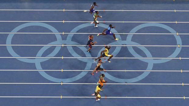 Menjadi tuan rumah Olimpiade membutuhkan dana yang sangat luar biasa.