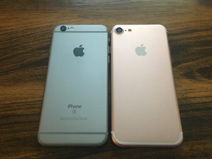 san francisco 8531d e47b9 Membandingkan 'iPhone 7' dengan iPhone 6S