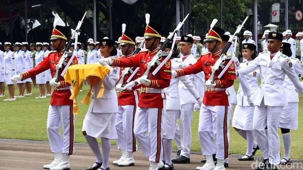 Usai Tampil di Istana, 68 Paskibraka Berkunjung ke Malaysia