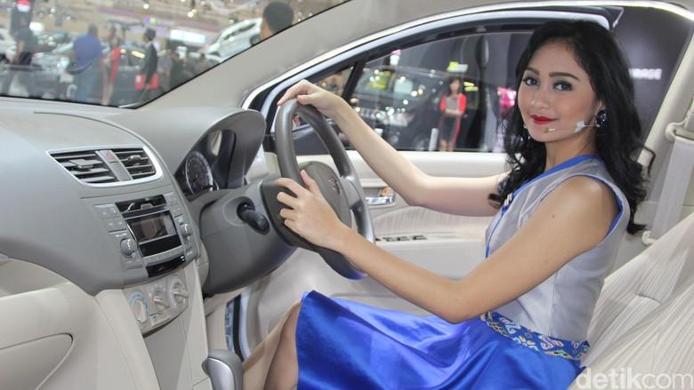 Ilustrasi duduk dalam kabin mobil Foto: Rangga Rahadiansyah