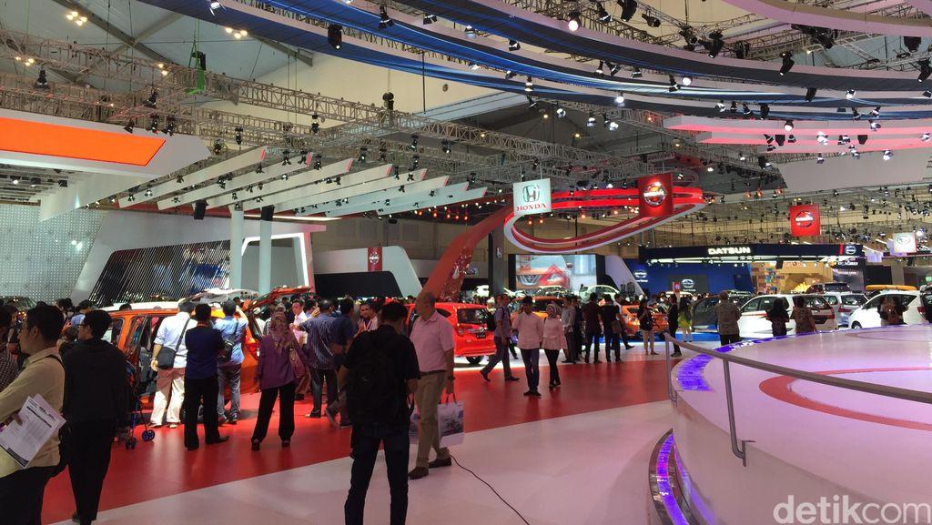 Ada 40 Mobil Baru Siap Meluncur di GIIAS 2018